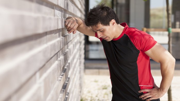 6 Tanda yang bakal Terasa pada Tubuhmu jika berlebihan saat Berolahraga