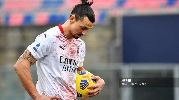 Kepercayaan Diri jadi Bumerang Liga Italia – Kemenangan AC Milan Diwarnai Gagal Penalti Ibrahimovic