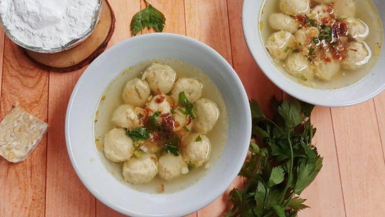 Resep Bakso Tempe, Cocok Untuk Vegetarian