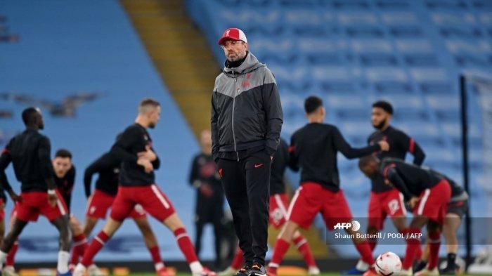 Klopp Singgung Mainkan Pemain Muda Prediksi Susunan Pemain Midtjylland vs Liverpool Liga Champions